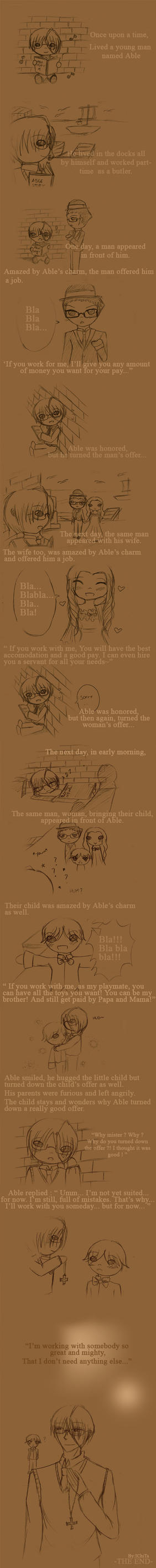 SA-Able Story by IChiTa--WiYa