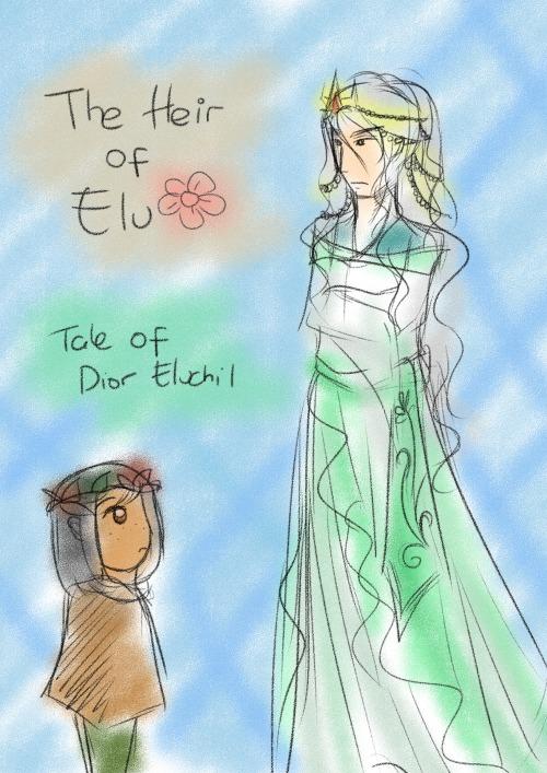 The Heir Of Elu Comic (link below) by IChiTa--WiYa