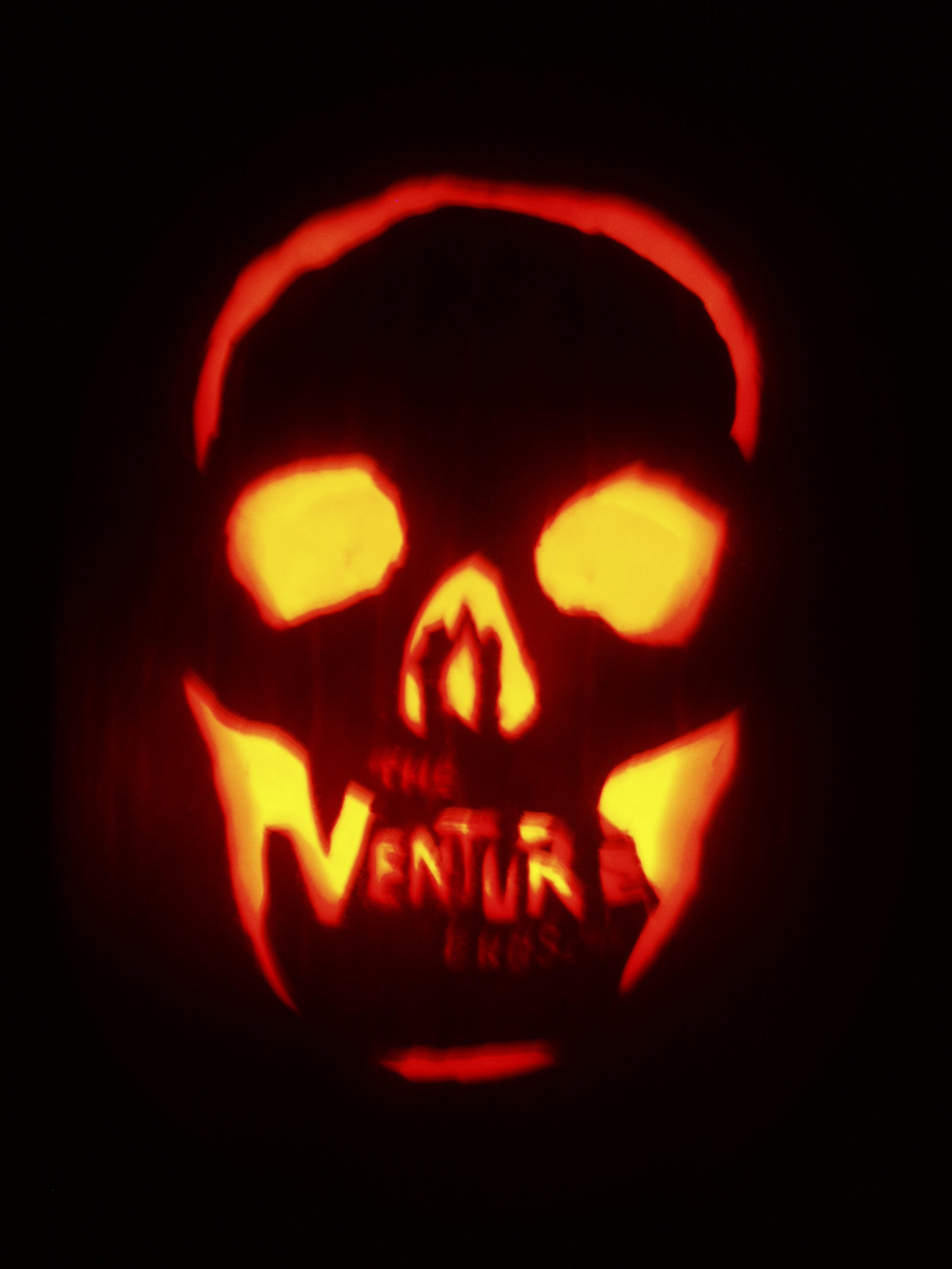 Venture Pumpkin by AmyApotheosis