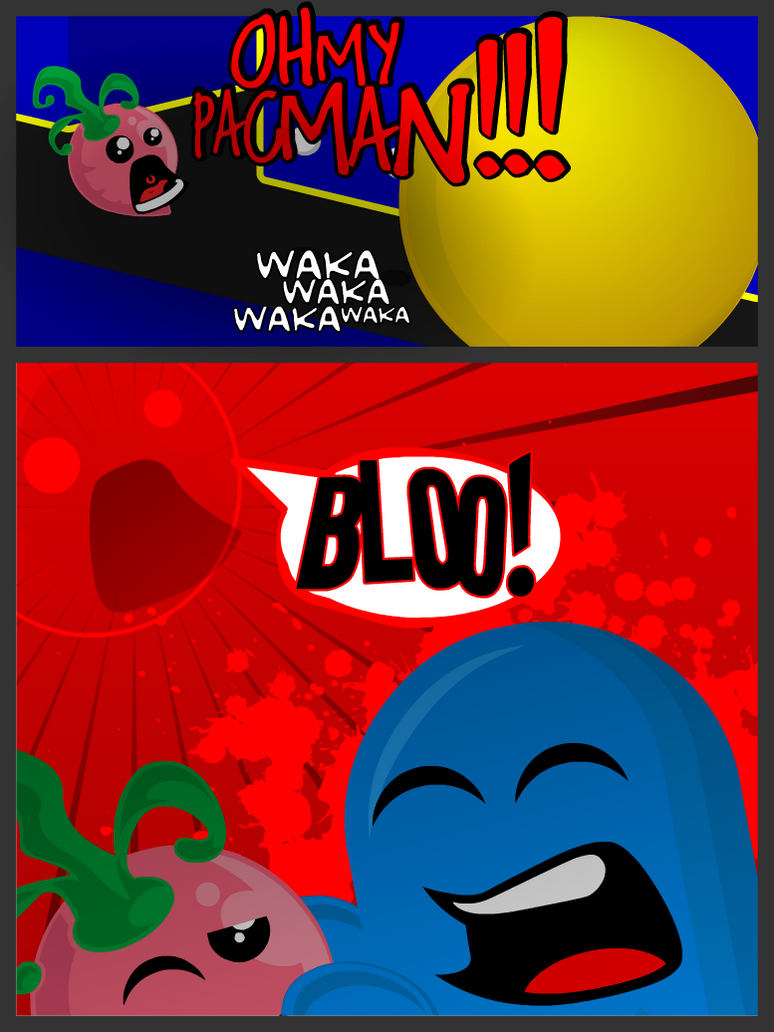 Rutabagabloo comic ''page7 by canecodesign