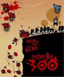 300 patapon by canecodesign
