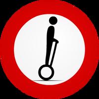 Forbidden Segway
