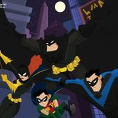Gotham Kights by canecodesign