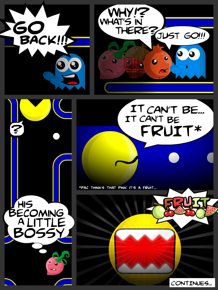 Rutabagabloo comic ''page6 by canecodesign