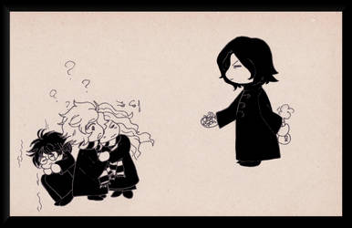 Snape-candys-fear by narare