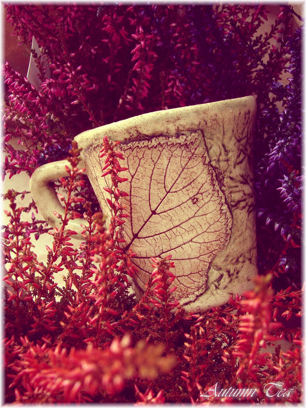Autumn Tea by narare