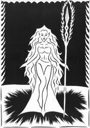 Mary. Queen of the Valkyries. Casper Richter