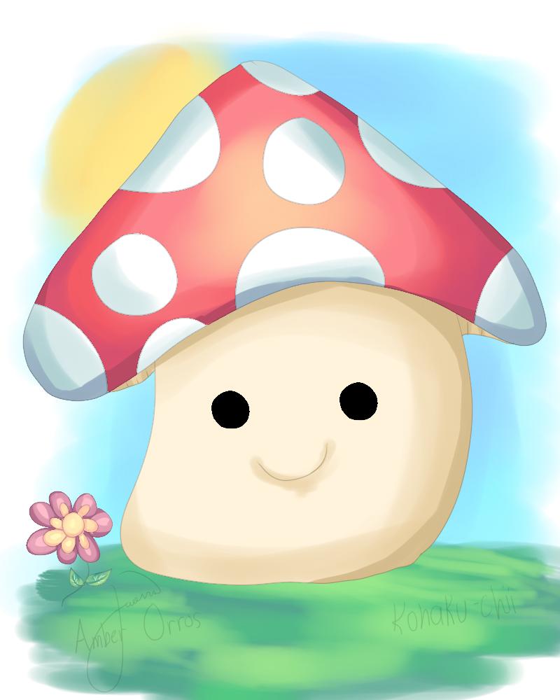Mushroom by Kohaku-chii