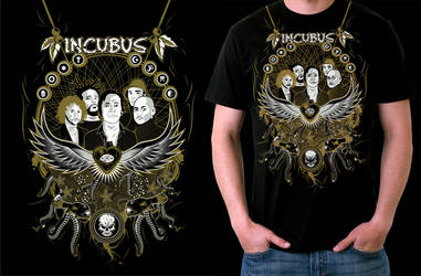 incubus holydark catcher by treecore