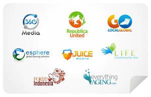 Logo Design Sett 1
