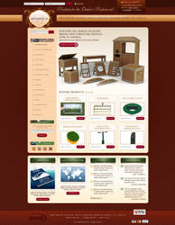 BMS Product Homepage by treecore