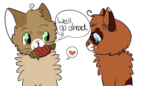 Well, go ahead. by wafflepawed