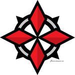 Umbrella Security Services logo Resident Evil