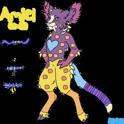 (Approved) MYO Woolyne: Amiel