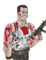 John Mcclane - Die Hard by Pharigan-Zero