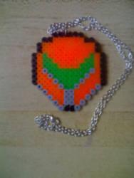 perler beads samus aran