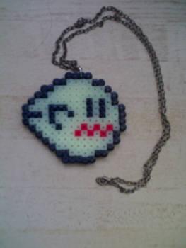 Boo perler beads