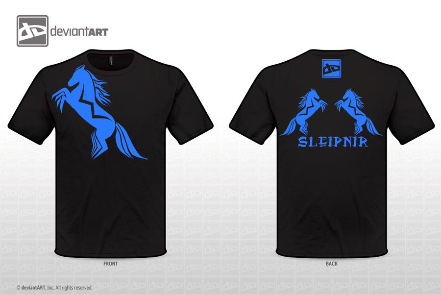 Sleipnir 2 by Sorakaji