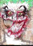 The Joker's Self Portrait 2