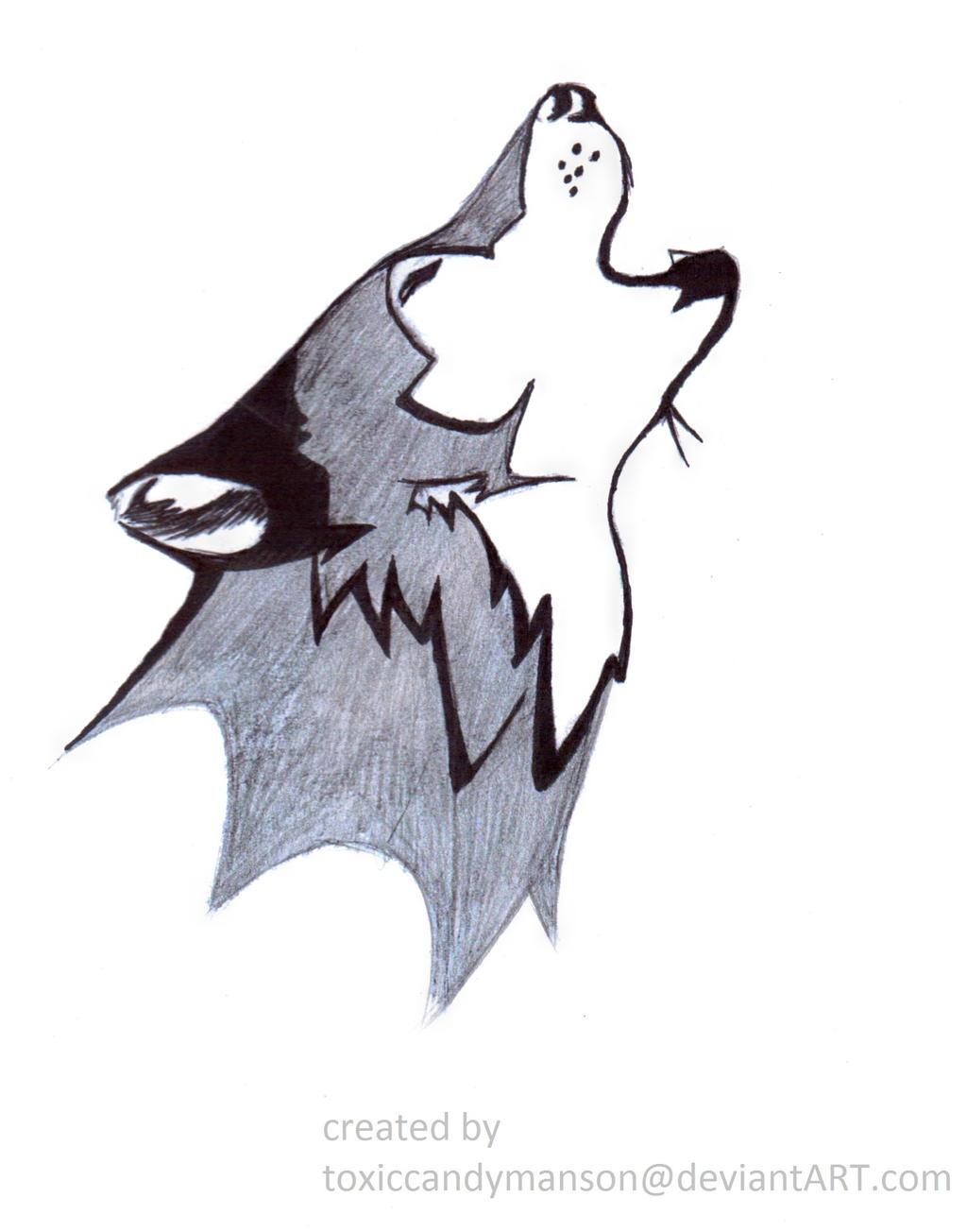 Wild English Wolfs Logo by toxiccandymanson on DeviantArt