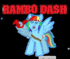 RAMBO DASH by toxiccandymanson