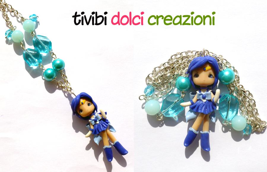 Ami Mizuno - Sailor Mercury by tivibi