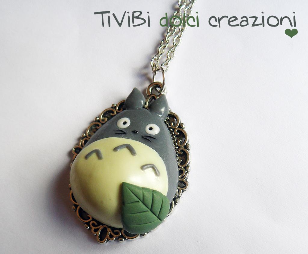Totoro Cameo Studio Ghibli by tivibi