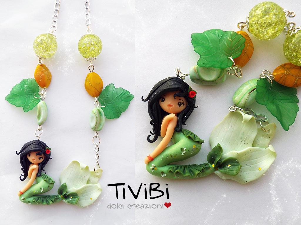 Romance Mermaid by tivibi