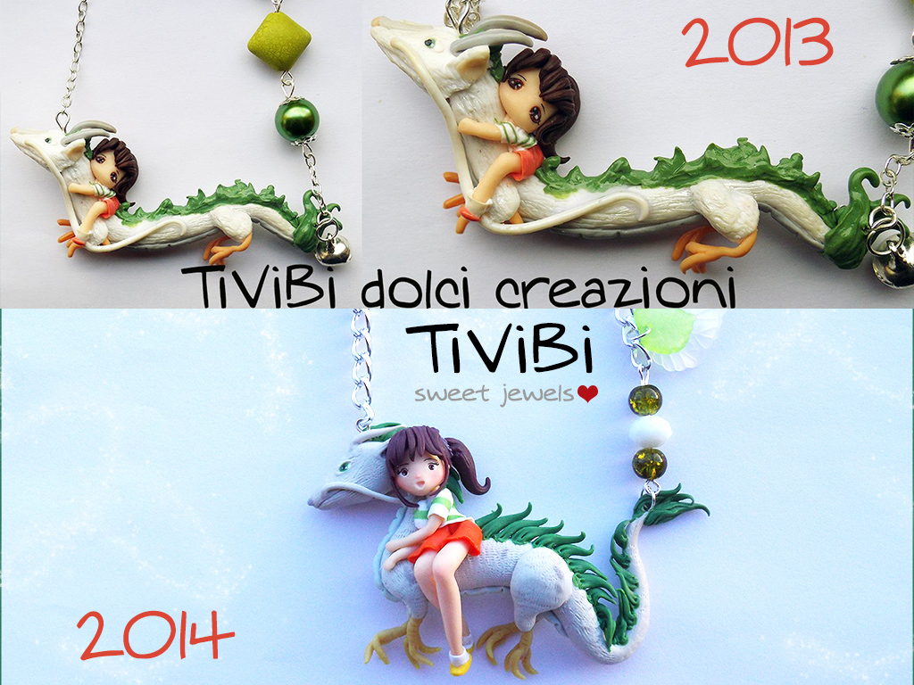 Modeling Spirited Away through 1 year by tivibi