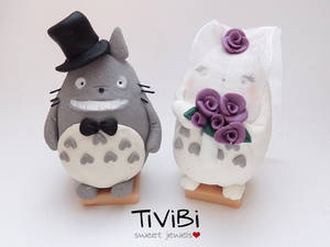 Mr and Mrs Totoro