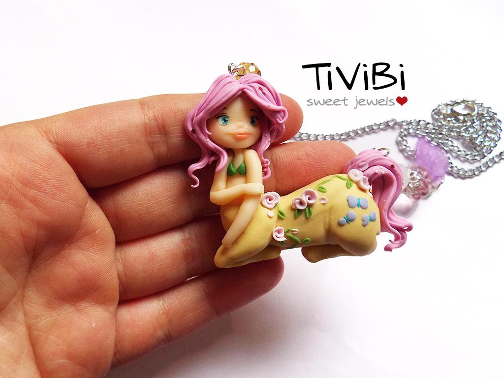 My Little Pony | Fluttershy by tivibi