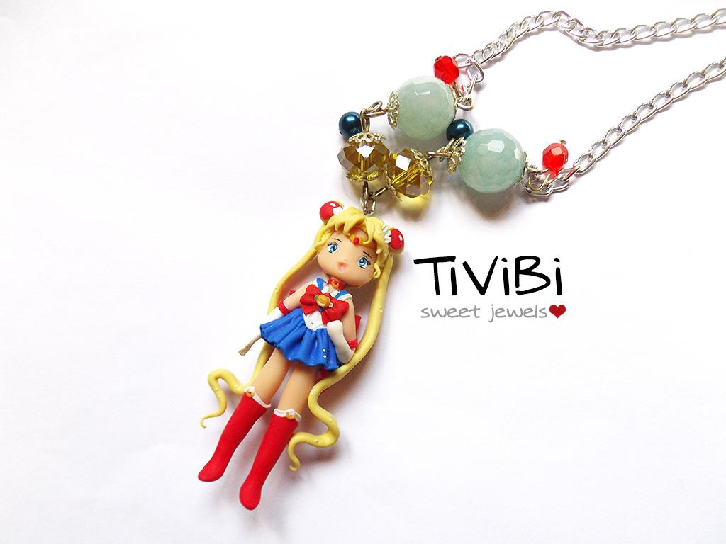 Sailor Moon by tivibi