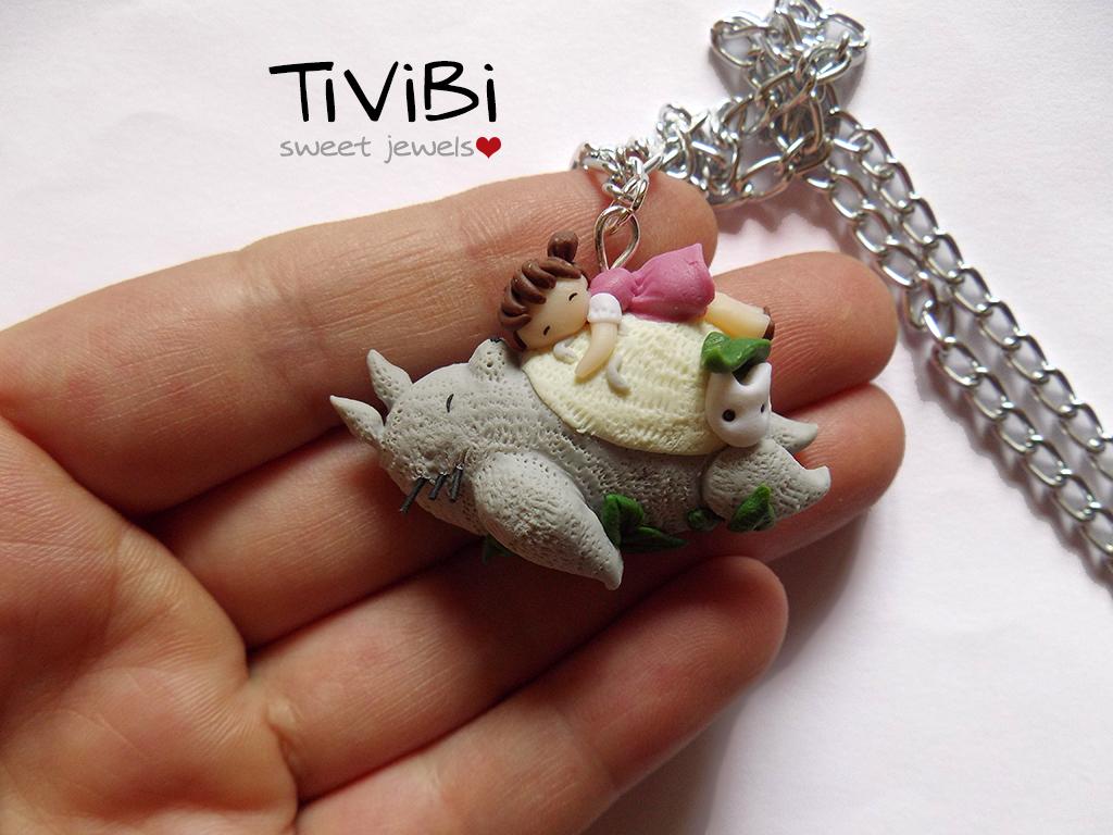 Tonari no Totoro by tivibi