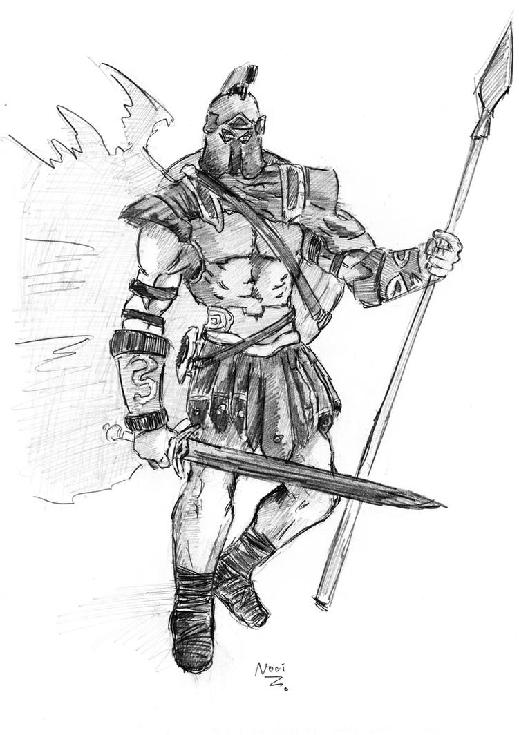 god of war coloring pages - photo#18