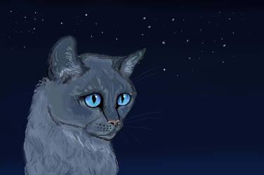 BlueFur by animalsketchsisfun
