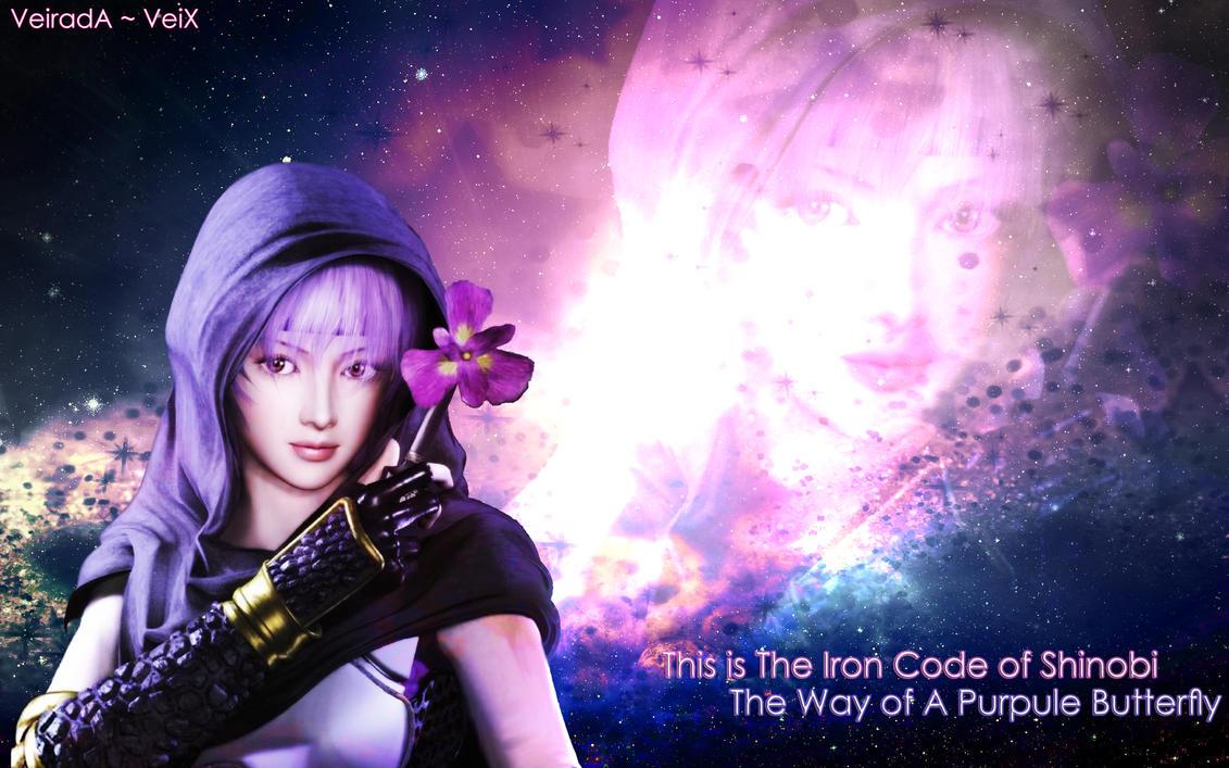 Ayane : `~ The Iron Code of Shinobi ~` by VeiradA