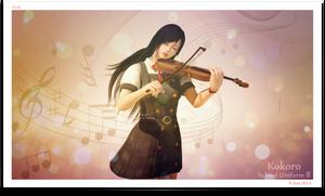 `~ Kokoro : School Uniform III ~`