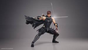 Ryu: A Hero Unmasked by VeiradA