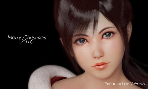 Kokoro: Preview Christmas [Dec 2016] by VeiradA