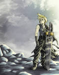 Final Fantasy VII: Waiting for
