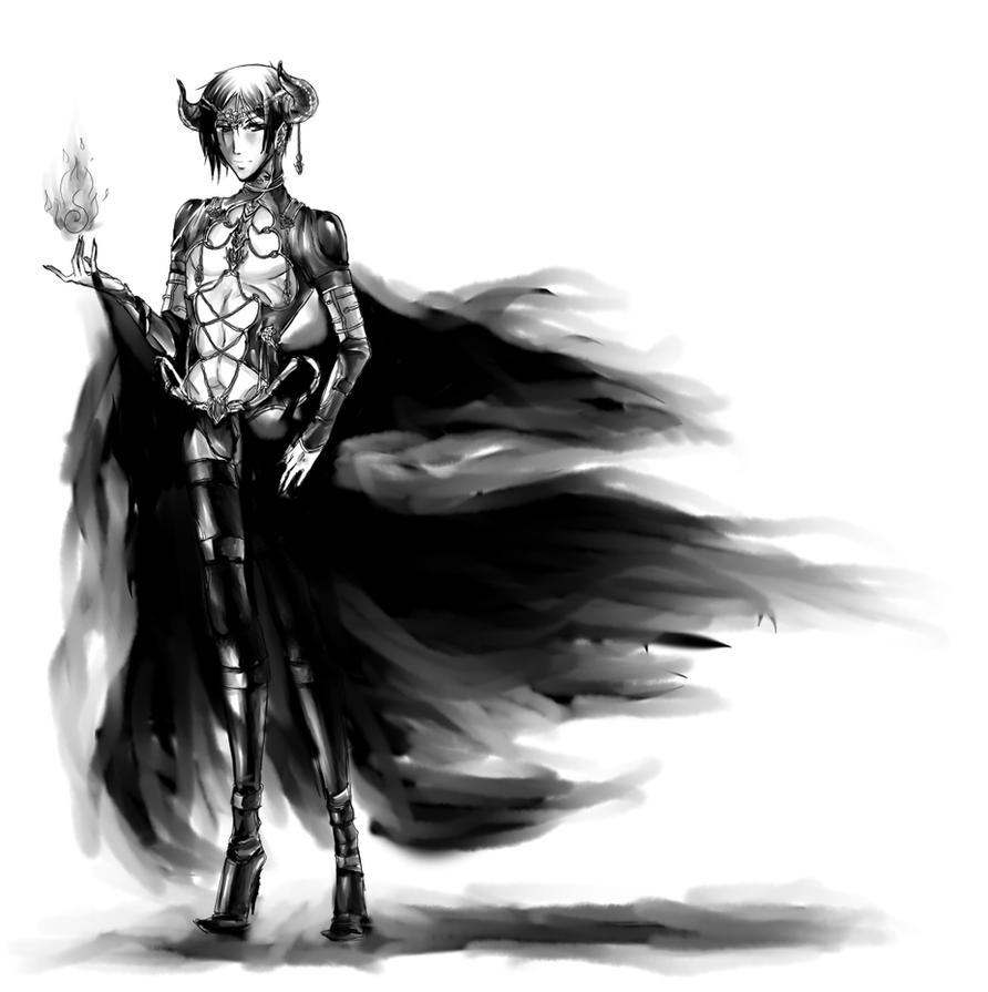 demon sebs :B by madelezabeth