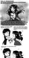 The tale of Raven Phantomhive