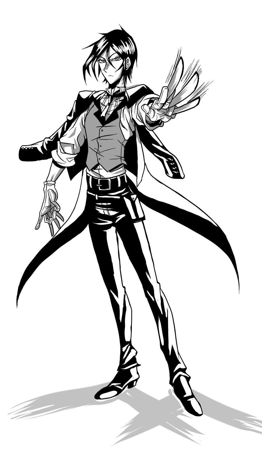 duelist butler by madelezabeth