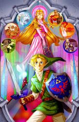 Zelda by madelezabeth