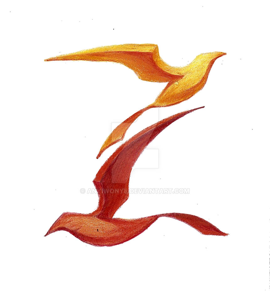 Logo Experiment#2 by anyiwonye