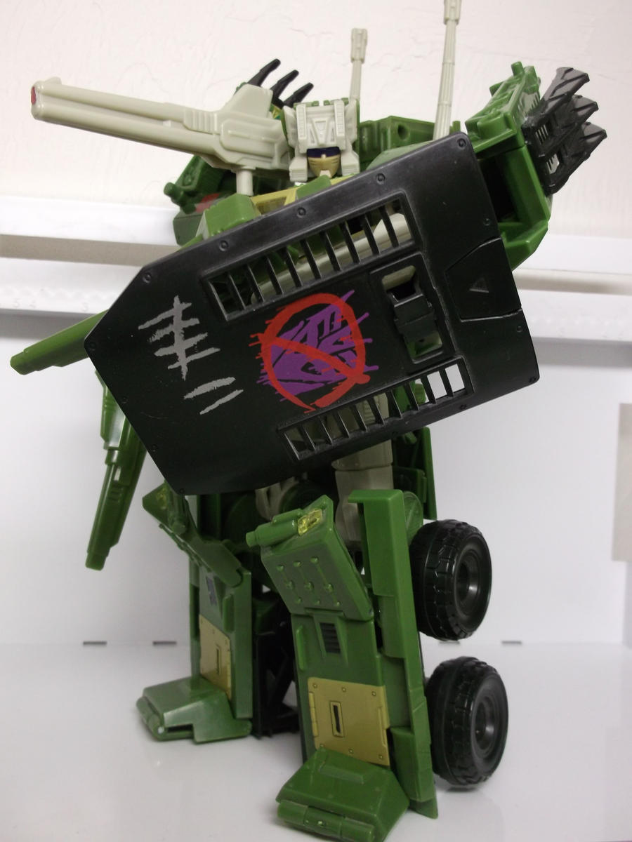 7 DECEPTICONS DEAD, HARDHEAD STYLE by forever-at-peace