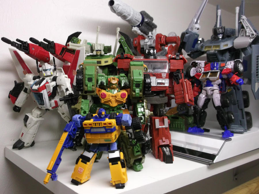 The Wreckers Dream Team by forever-at-peace