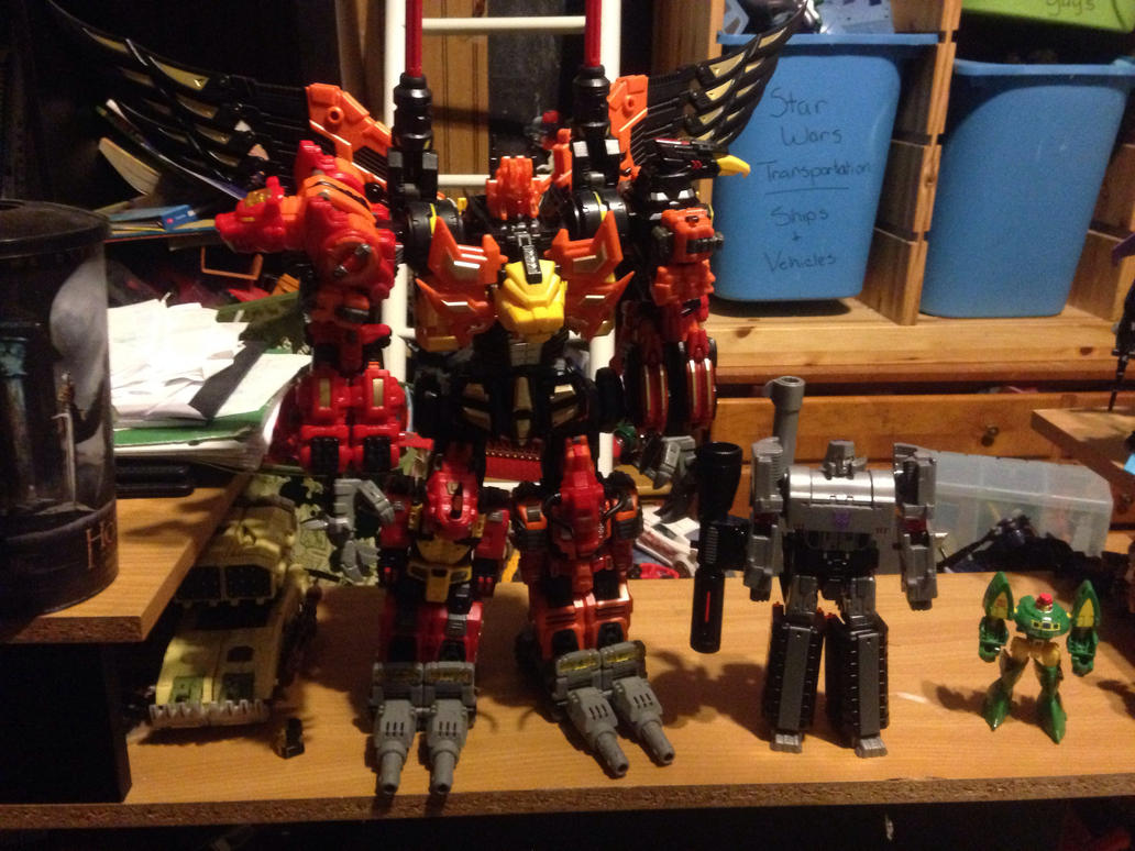 Tfc Ares size conparison by forever-at-peace
