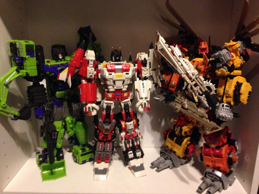 Transformers combiners by forever-at-peace