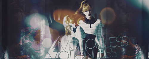 Motionless - Signature by mrsmotion